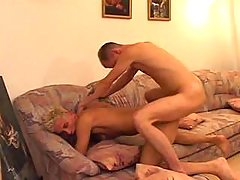 Twink gets shithole gapped and heaved