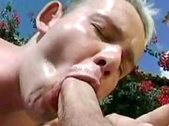 Handsome faggots in anal doing