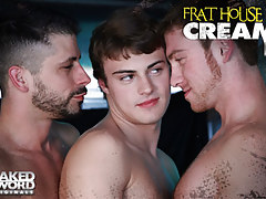 Frat House Cream Video 2: Truck Load - NakedSword Originals