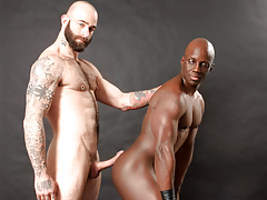 Sam & Jay spark serious heat while sexy photo fuck session