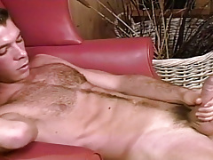 Sean Patton pops a movie of uncut stud Marc Brody !