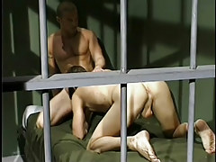 Jail house sex amid guard and inmate in 2 clip