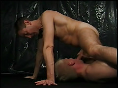 Double hunky males getting taste of dick in 6 episode
