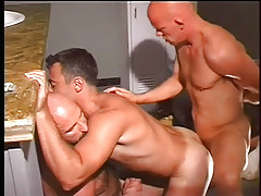Glory hole for twinks and bears in 5 episode
