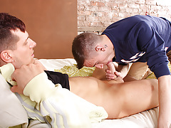 Brendon Rides Until He Shoots - Brendon Lee And Sky James
