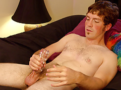 Snake Jacking off Straight Boyish sub - Brady Mississippi