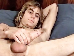 Country Dude sub Cock Jacking off - Carl Alexander