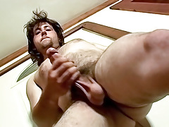 Volcano Cream -TrikinMatt's Number 1 Unclothed Try-out - TrikinMatt