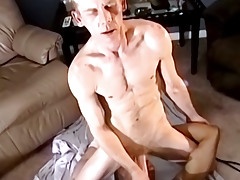 Steve Gets Some Twink Ass - Steve