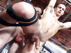 Hung Luke Wanked And Bonked - Luke Desmond And Sean McKenzie