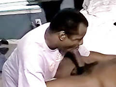 James Gets Some Raw Ass - James