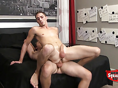 Brandon Beal Makes love Damien Kyle