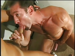 Illicit straight guy anal in hotel room in 3 clip