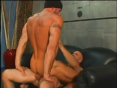 The boss gets a stiff a-hole fucking in 6 episode