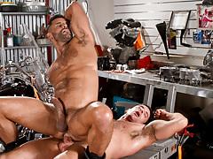 Auto Erotic, Part 2, Scene #03