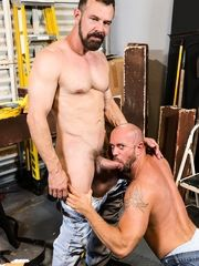 The Right Job for His Implement