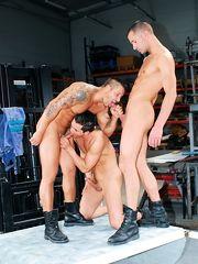 Drilling Hard, Scene #02