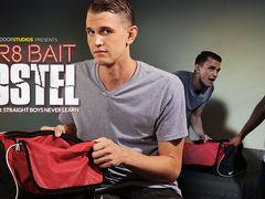 STR8 Bait Hostel: Straight Boys Never Discern