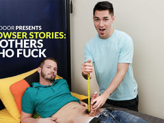 Browser Stories - Brothers Who Fuck