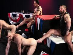 World Series of Fisting, Scene #06