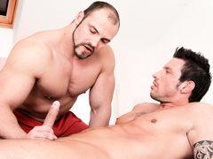 Gay Massage #06, Scene #04