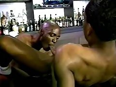 Black gay accepts raw ass nailing