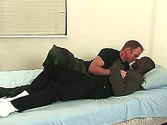 Black male pounds ache gay courtesan