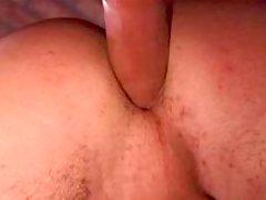 Cute shy gay guy get first cock