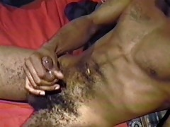 Stress relieving jock jacking off