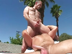 Mature gay licks  studs asshole outdoor