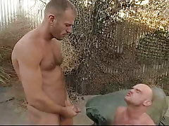 Depraved gay urtication on partner outdoor